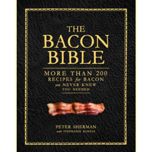 Bacon Bible - Home & Gift