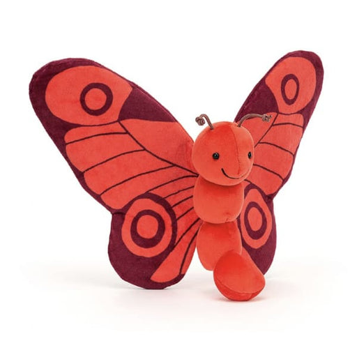 breezy butterfly poppy - bitty boutique