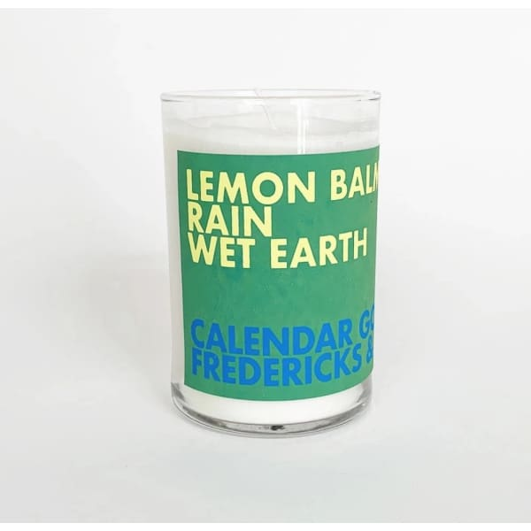 Calendar Goods Collab Candles - Home & Gift