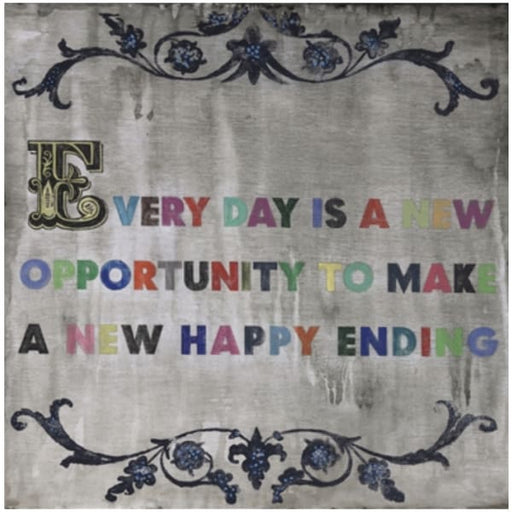 every day is a new opportunity 23x23 - Home & Gift