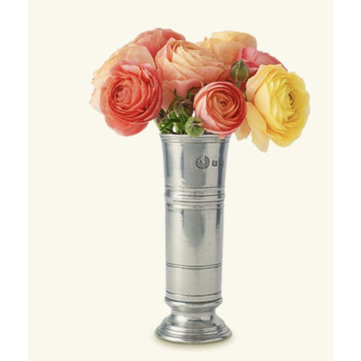 footed cylinder vase 858.0 - Home & Gift