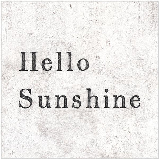 hello sunshine 12x12 - Home & Gift