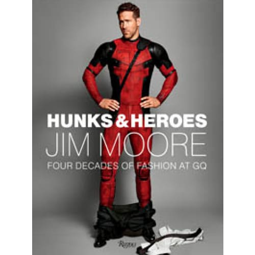Hunks & Heroes book - Home & Gift
