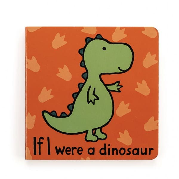 if i were a dinosaur book - bitty boutique