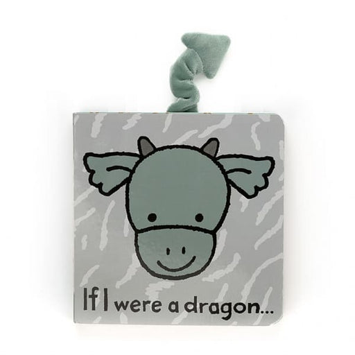 if i were a dragon book - bitty boutique