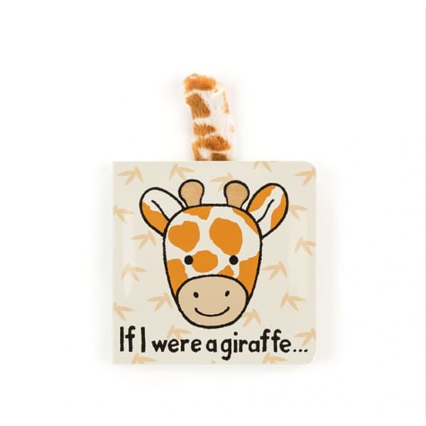 if i were a giraffe book - bitty boutique