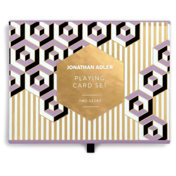 Jonathan Adler Versailles Playing Cards - Home & Gift