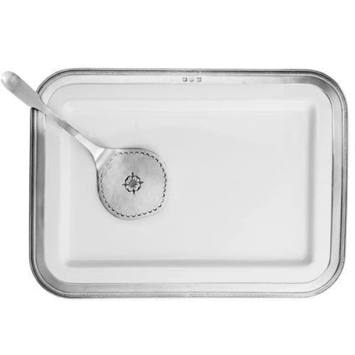 luisa rectangular platter large a858.0 - Home & Gift