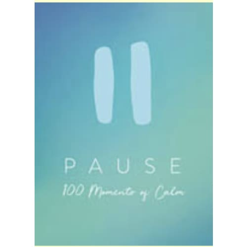 Pause -100 moments of calm - Home & Gift