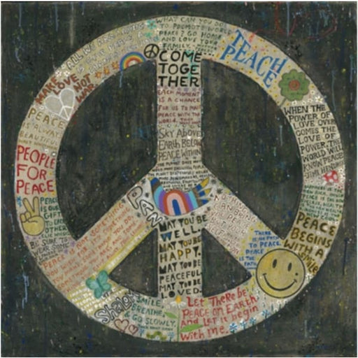 peace 23x23 - Home & Gift