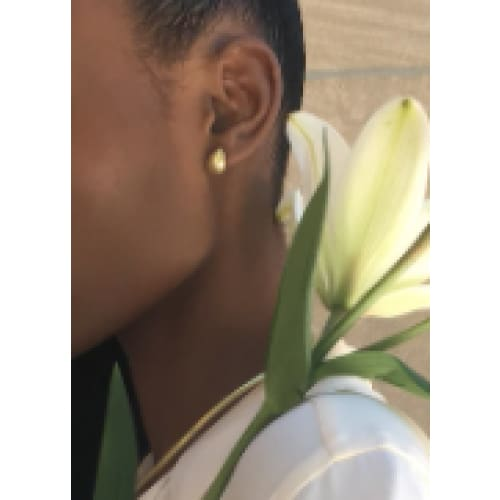 petite pod earrings - General