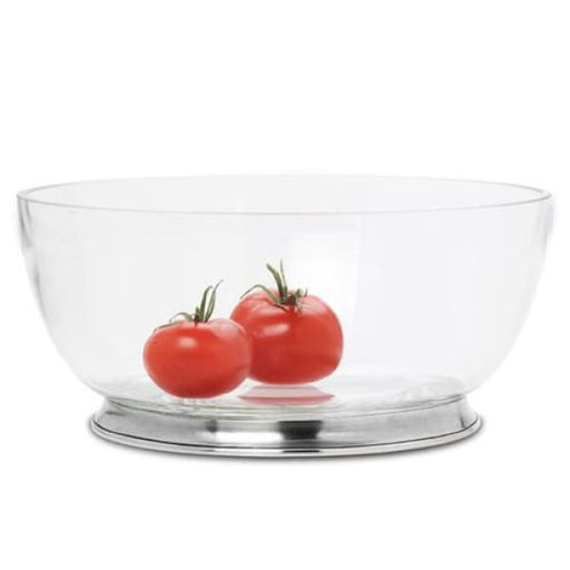 round crystal bowl large 957.0 - Home & Gift