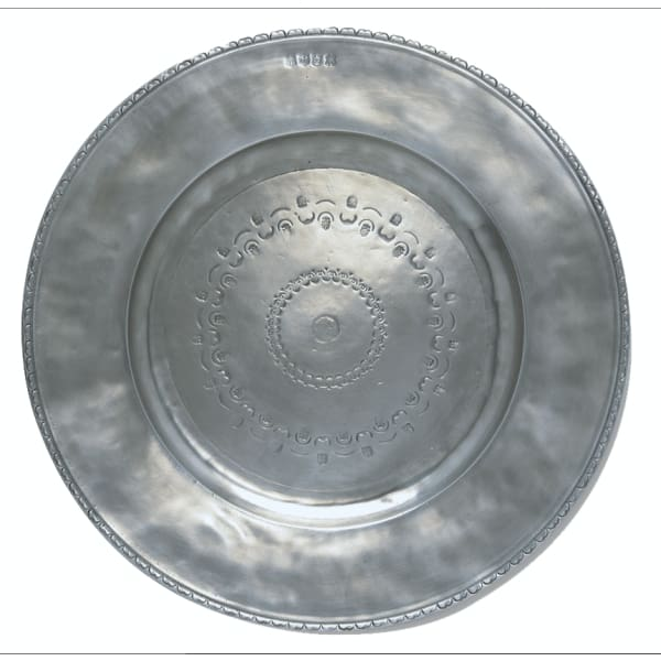 round platter engraved a641.0 - Home & Gift