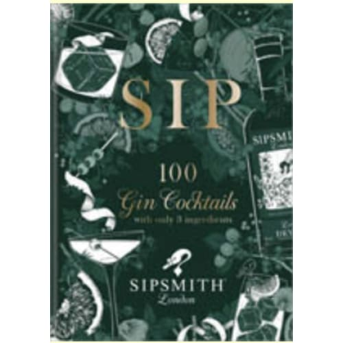 Sip 100 gin cocktails - Home & Gift