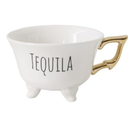 spirits tea cup - tequila - Home & Gift