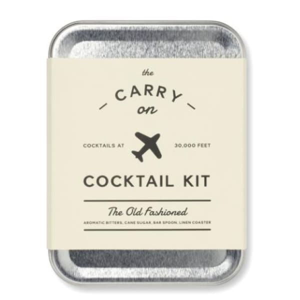 the carry on cocktail kit - the old fashioned - Home & Gift