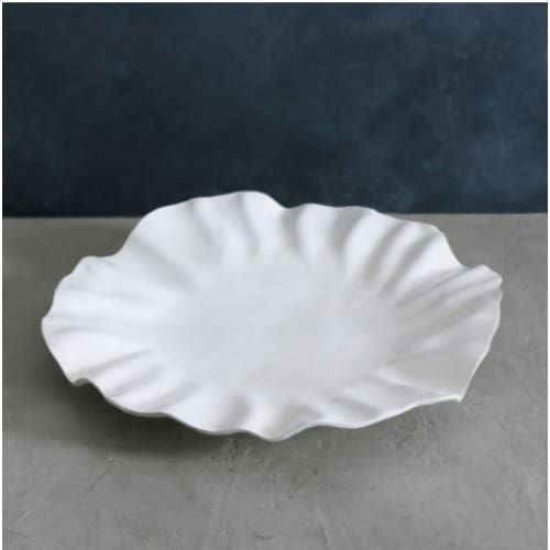 VIDA Bloom Large Round Platter - Home & Gift