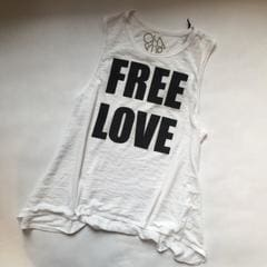 free love chaser tee