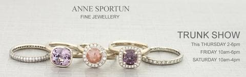 anne sportun trunk show fine jewelry