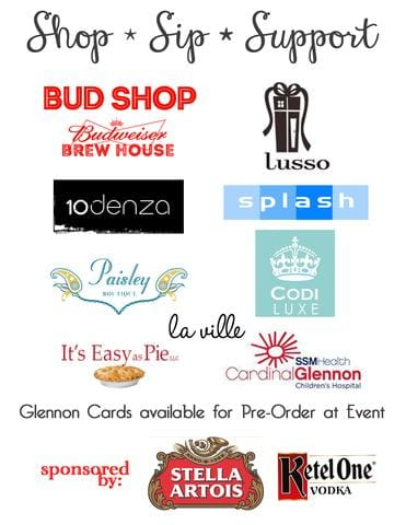 shop sip support budshop shopping event budweiser brew house