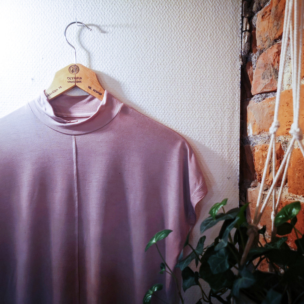 Dyed Vintage Tshirt - Light Purple