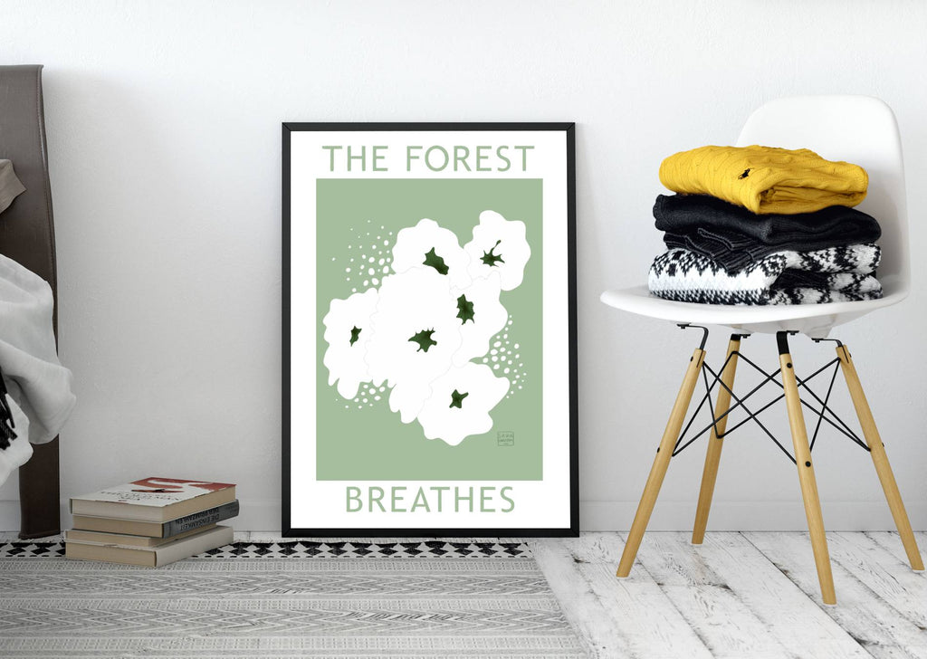 The Forest Breathes