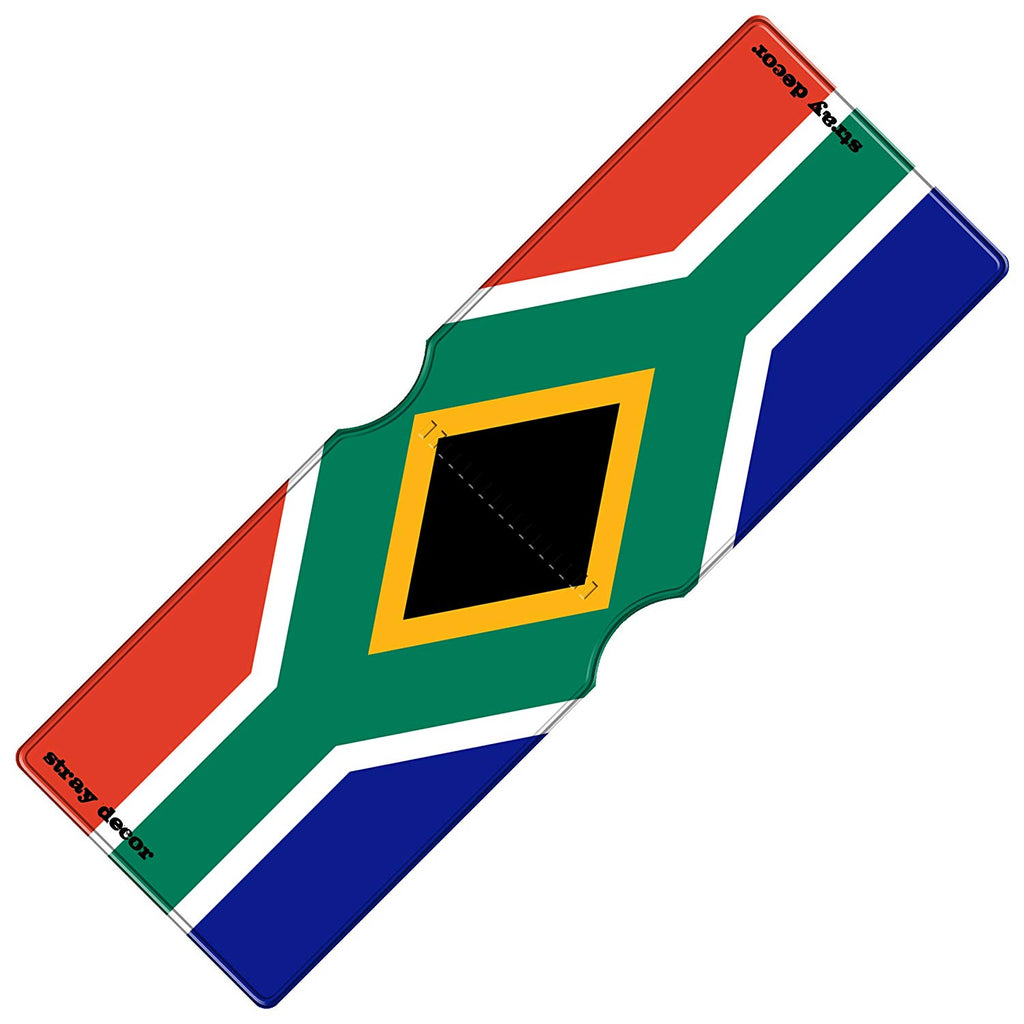 South African Stray Decor Bus Pass//Credit//Travel//Oyster Card Holder