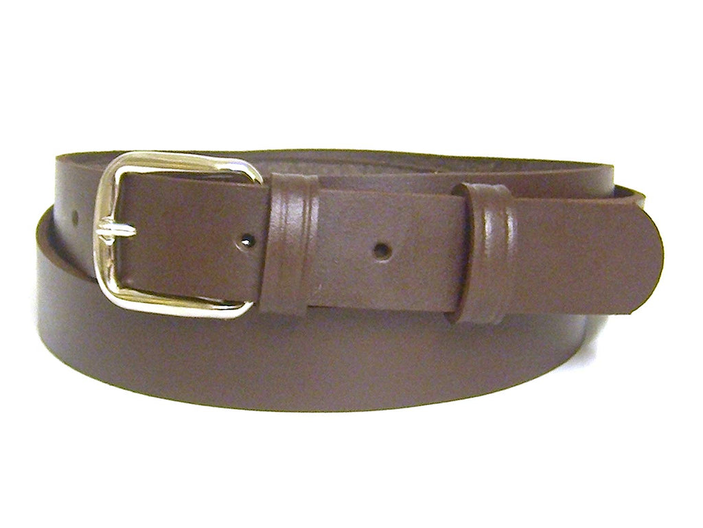 320904506061 Women s Brown Leather Belt - 25mm Wide - UK Sizes 8-22 - 100% Real ...