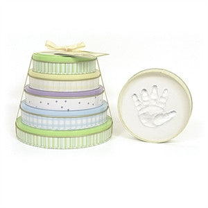 Child To Cherish Tower of Time Handprint Kit Neutral