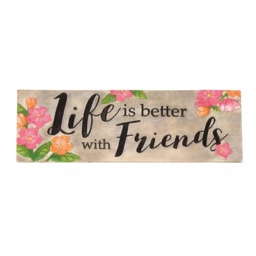 Friends Decorative Sign
