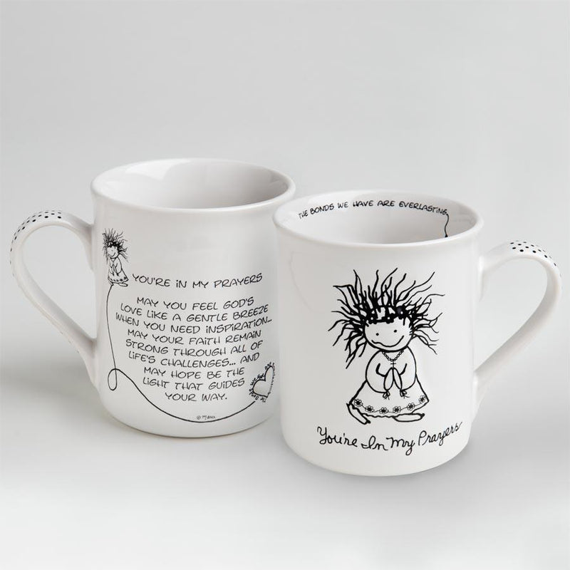 In My Prayers Mug