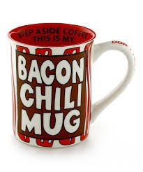 Bacon Chili Mug