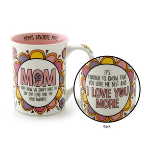 Moms Favorite Mug