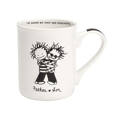 Children Of The Inner Light 16oz Father and Son Mug