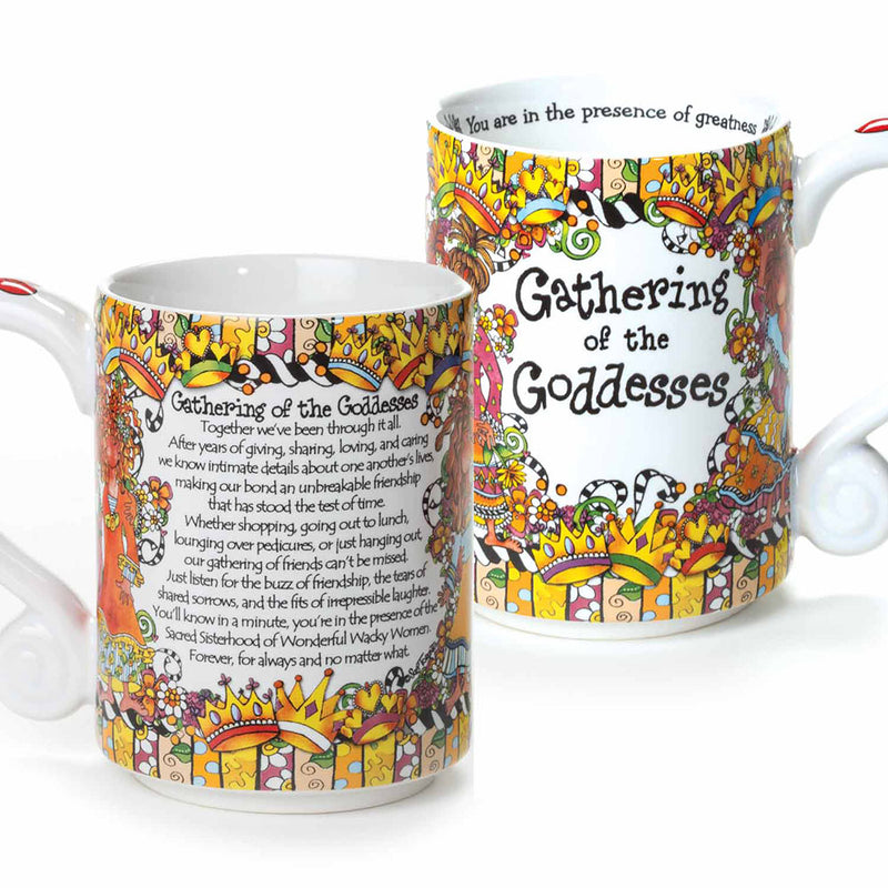 Gathering of the Goddesses Mug