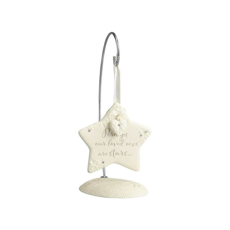 Star Bereavement Ornament
