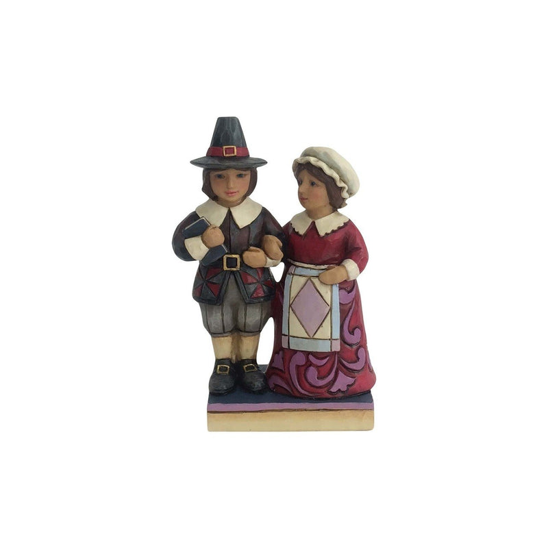 Mini Pilgrim Couple
