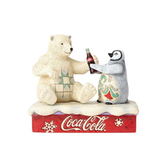 Coca-Cola Polar Bear & Penguin