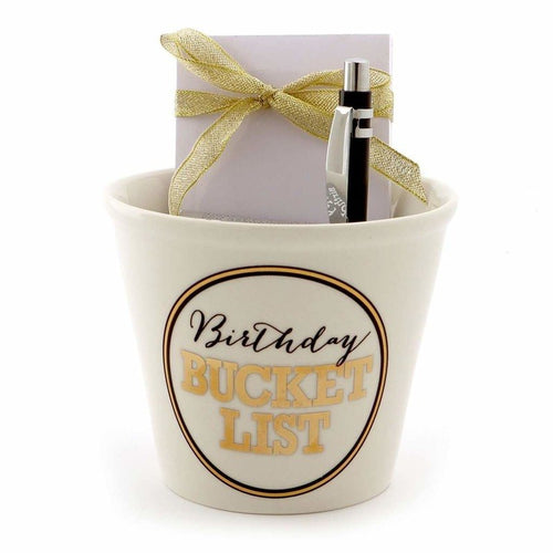Birthday Bucket List Gift Set