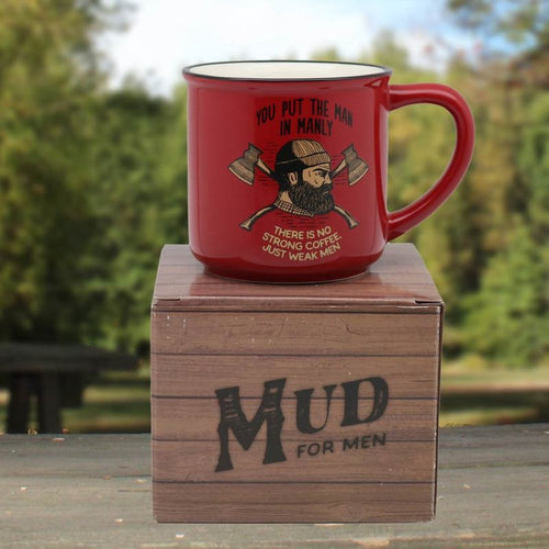 Bearded Lumberjack Mug