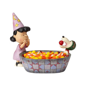 Peanuts Halloween Candy Dish