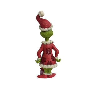 Grinch with Hands on Hips