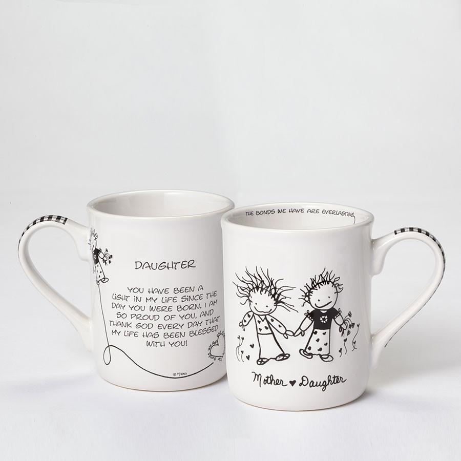Daughter (From Mother) Mug