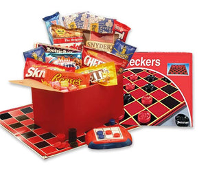 Its Game Time Boredom & Stress Relief Gift Set - Medium Red
