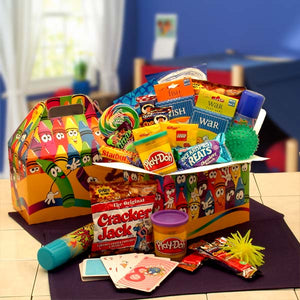 Kids Just Wanna Have Fun Care Package Yellow