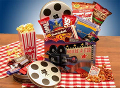 You're a Superstar Movie Gift Box with Redbox Gift Card