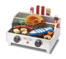 Rotisserie & Grill Barbecue Set