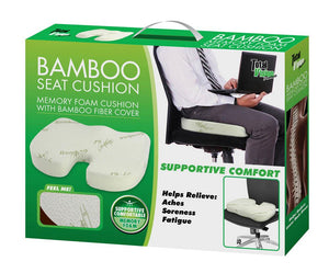 Bamboo Foam Seat Cushion
