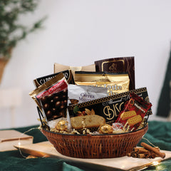 Coffee Lovers' Gift Basket