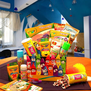 Crayola Kids Gift Box